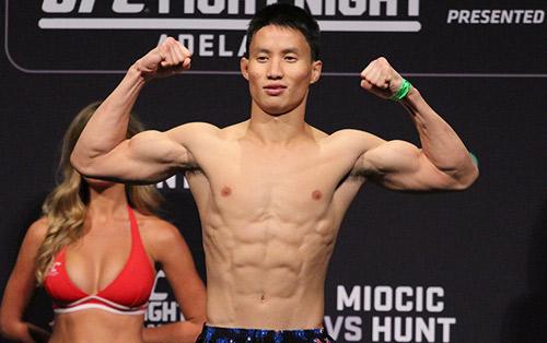 Võ sỹ gốc Việt lọt top ngôi sao mới UFC - 1