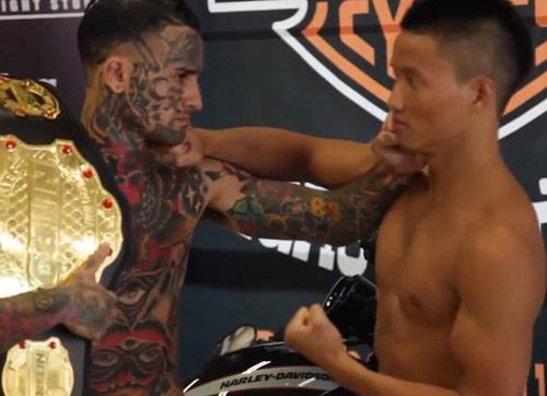 Võ sỹ gốc Việt lọt top ngôi sao mới UFC - 2
