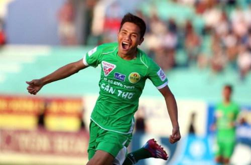 Việt Nam áp đảo top 5 chân sút tốt nhất Đông Nam Á 2015 - 1