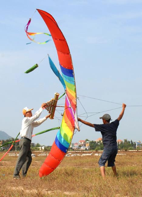 Trò chơi Thả diều: Thú vui tuổi thơ của người Việt - 2