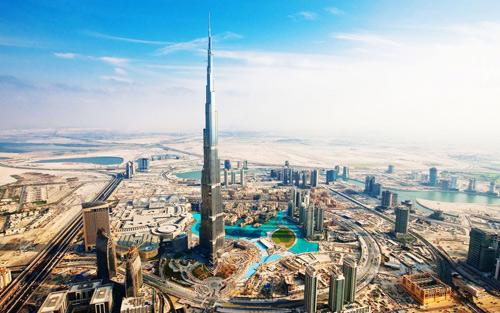 Điều gì tạo nên sức cuốn hút của Dubai? - 1