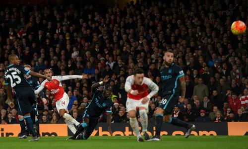 Arsenal: Thắng Man City & thông điệp mùa đông - 1