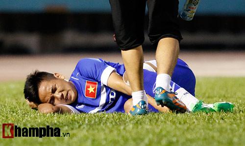 """U23 VN: HLV Miura nổi cáu vì học trò """"chặt chém"""" nhau - 3"""