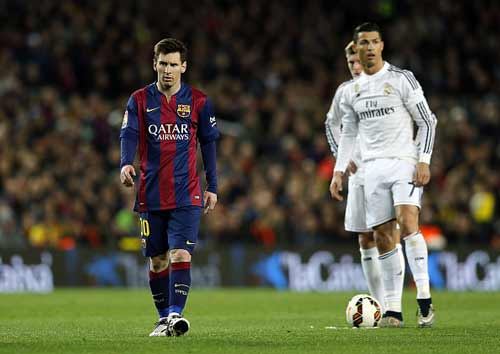 Cuộc đua Messi - Ronaldo: Nóng bỏng đêm giao thừa - 1