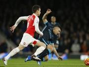Bóng đá - Arsenal - Man City: Mãn nhãn những tuyệt tác