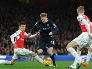 Bóng đá - Chi tiết Arsenal - Man City: Yaya Toure lập tuyệt phẩm (KT)
