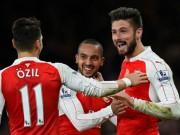 Bóng đá - Thống kê cho thấy Arsenal sẽ vô địch Premier League 2015/16