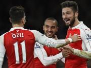 Bóng đá - Arsenal: Thắng Man City & thông điệp mùa đông