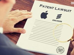 Thời trang Hi-tech - Apple phải trả tiền bản quyền cho Ericsson trong 7 năm