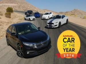 Honda Civic mới giành giải xe cho năm 2016
