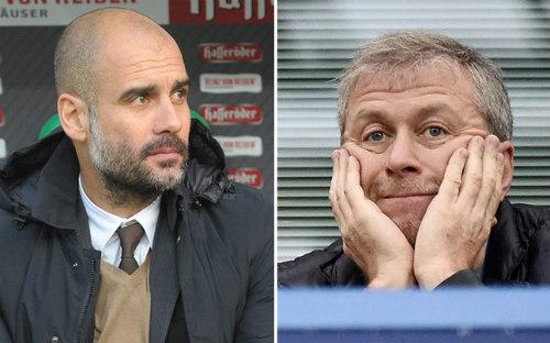 """Có Hiddink, Chelsea vẫn """"tơ tưởng"""" Guardiola - 1"""