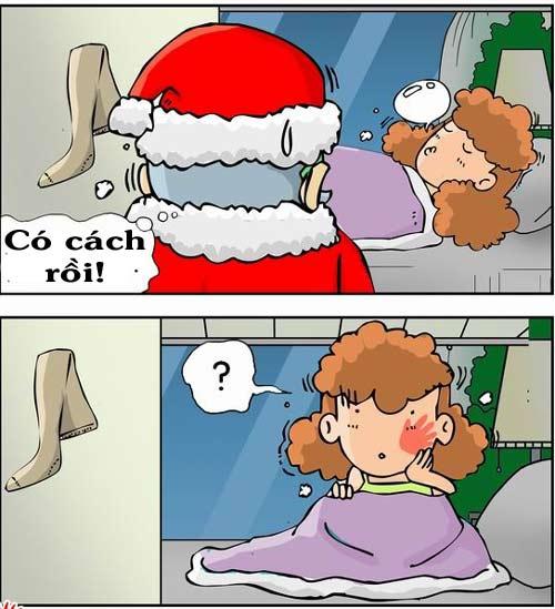 """Chết cười với """"Sách hướng dẫn làm ông già Noel"""" - 10"""