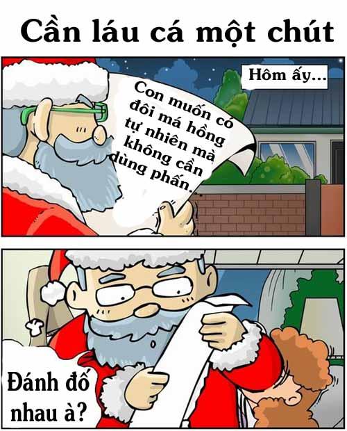 """Chết cười với """"Sách hướng dẫn làm ông già Noel"""" - 9"""