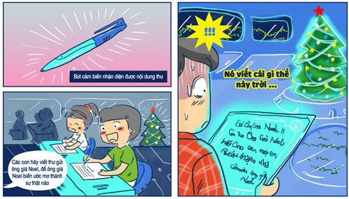 Viễn cảnh Giáng sinh tuyệt vời trong tương lai - 4