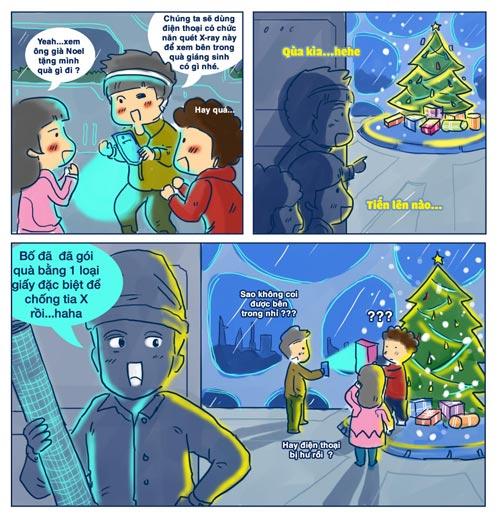 Viễn cảnh Giáng sinh tuyệt vời trong tương lai - 5