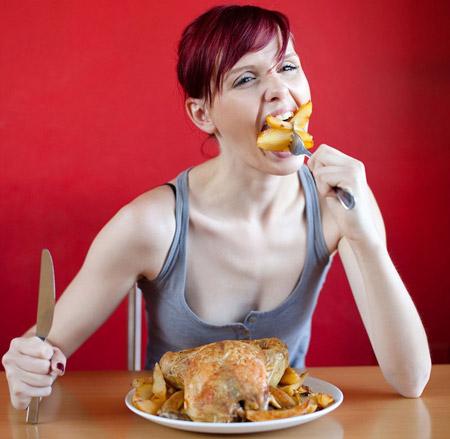 Tại sao ăn nhiều vẫn không tăng cân? - 1