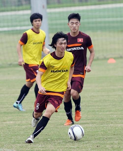 HLV Miura 'bỗng dưng thích' cầu thủ HA.GL - 1