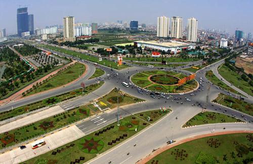 Bất động sản Hà Nội: Nhộn nhịp đầu tư vào phía Tây - 1