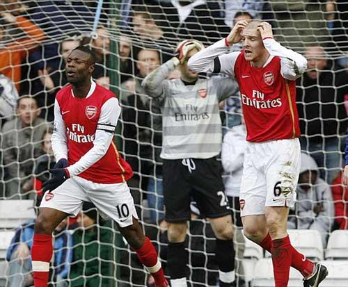 Arsenal: Nỗi ám ảnh top 2 Giáng sinh, top 4 cuối mùa - 1