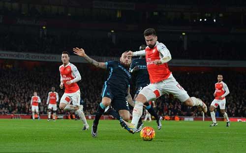 Arsenal: Nỗi ám ảnh top 2 Giáng sinh, top 4 cuối mùa - 2