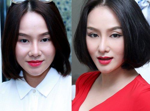 Vợ cũ Thành Trung 'dao kéo' 3 lần để 'tướng số đẹp hơn' - 3