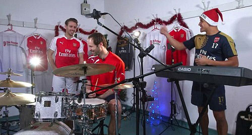 SAO bóng đá và những hành động đẹp kỳ Giáng sinh - 3