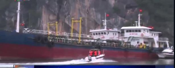 """Bắt giữ 2 tàu biển """"cõng"""" 4.000 tấn than và 120.000 lít dầu lậu - 2"""