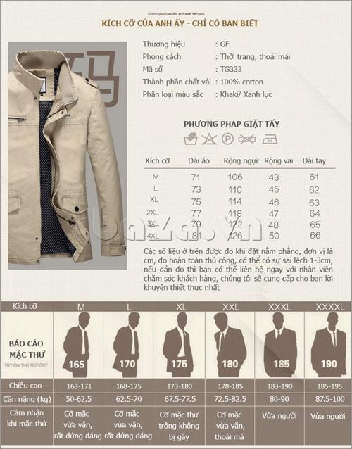 Bí quyết mặc đẹp của phái mạnh - 3