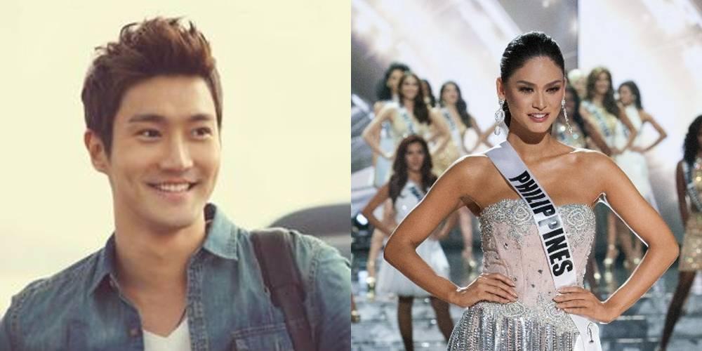 Hoa hậu hoàn vũ 2015 được Super Junior 'nhắn riêng tư' - 4