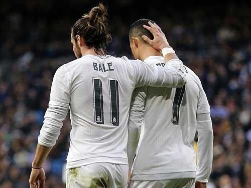Bale không đủ háo thắng để đáng sợ như Ronaldo - 2