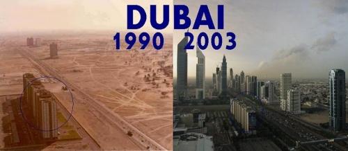 Choáng váng sự thay đổi chóng mặt ở thành phố Dubai - 1