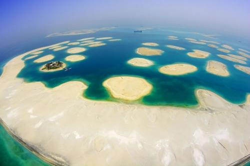 Choáng váng sự thay đổi chóng mặt ở thành phố Dubai - 5
