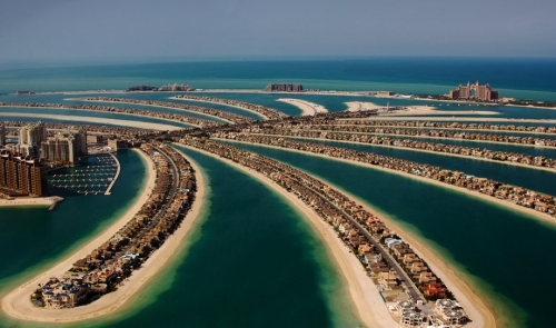 Choáng váng sự thay đổi chóng mặt ở thành phố Dubai - 7