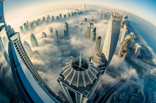 Choáng váng sự thay đổi chóng mặt ở thành phố Dubai - 9