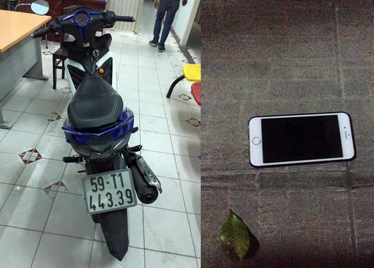 Hiệp sĩ truy bắt kẻ cướp Iphone 6 của khách nước ngoài - 2