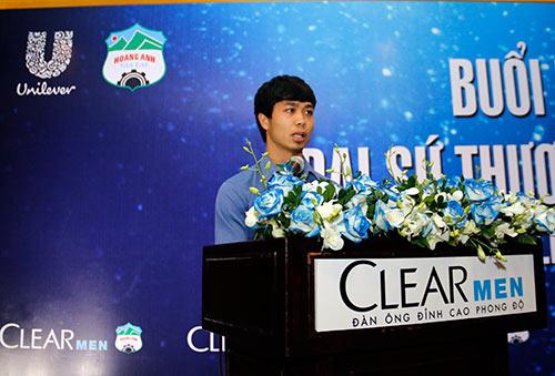 Làm đại sứ Clear Men, Công Phượng đồng hành với Ronaldo - 9