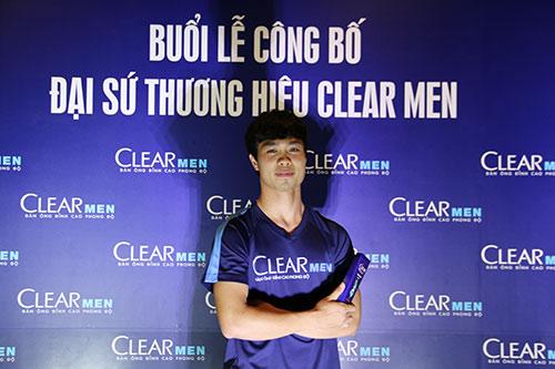 Làm đại sứ Clear Men, Công Phượng đồng hành với Ronaldo - 10