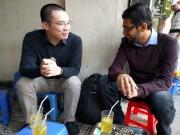 """Tài chính - Bất động sản - CEO Google """"trà chanh chém gió"""" với Nguyễn Hà Đông"""