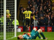 Bóng đá - SAO Watford vặn sườn đẹp hơn cả Messi gây sốt