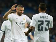 Bóng đá - Benzema, Danilo thi tuyệt phẩm đẹp nhất V17 La Liga
