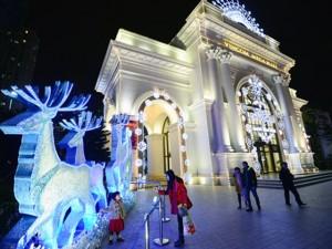 Tin tức trong ngày - Những điểm chụp ảnh Noel tuyệt đẹp ở Hà Nội