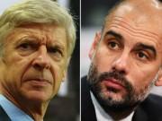 """Bóng đá - Chưa sang Anh, Guardiola đã bị Wenger """"dằn mặt"""""""