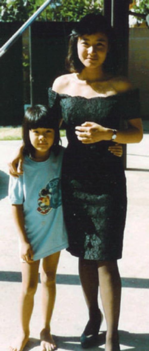Cuộc đời làm mẹ từ năm 12 tuổi của cô gái gốc Việt - 3