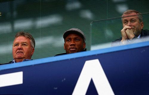 """Hiddink chữa cháy ở Chelsea: Đừng mong chờ """"phép thuật"""" - 1"""