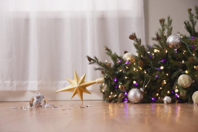 """Kỳ lạ thị trấn cấm """"vui vẻ"""" trong Giáng sinh - 1"""