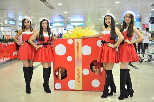 Vietjet tưng bừng đón Giáng sinh, rực rỡ sắc màu cổ tích - 7