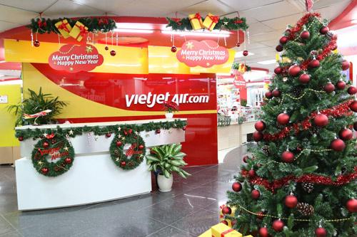 Vietjet tưng bừng đón Giáng sinh, rực rỡ sắc màu cổ tích - 1