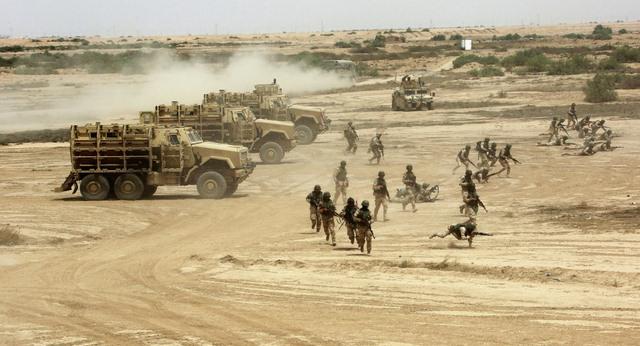 """Chuyên gia """"chê"""" Mỹ không biết cách đánh IS - 1"""
