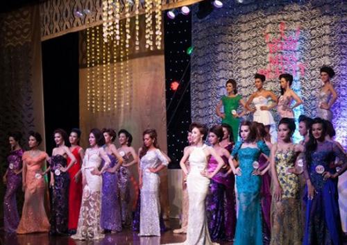 Ngắm nhan sắc Hoa hậu chuyển giới Việt Nam đầu tiên - 10
