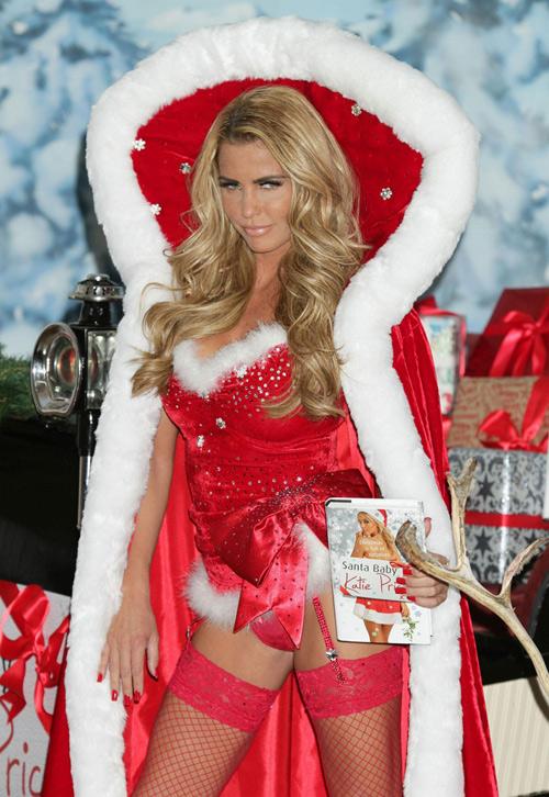 """Trang phục """"ăn theo"""" mùa Giáng Sinh của sao - 6"""
